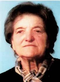 Funerali Fabriano - Necrologio di Zelinda Rocchetti