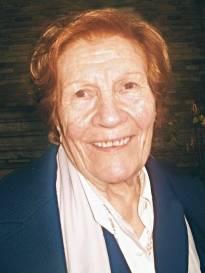 Funerali Loreto Pianello Vallesina - Necrologio di Angela Baioni
