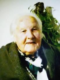 Funerali Serra De' Conti Jesi - Necrologio di Maria Pizzichini