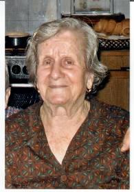 Necrologio ed informazioni sul funerale di Nerina Nerozzi