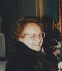 Necrologio ed informazioni sul funerale di Gabriella Zuffi