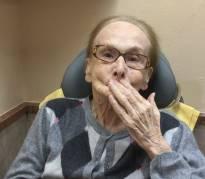 Necrologio ed informazioni sul funerale di Leda Zardini