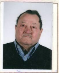 Necrologio ed informazioni sul funerale di Gherardo Fiorini