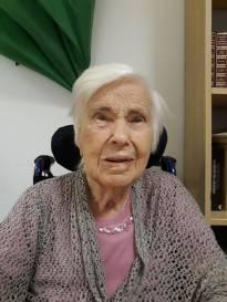 Necrologio ed informazioni sul funerale di Teodora Tonelli