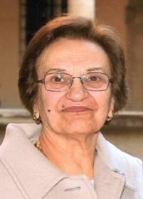 Necrologio ed informazioni sul funerale di Graziella Ghelfi