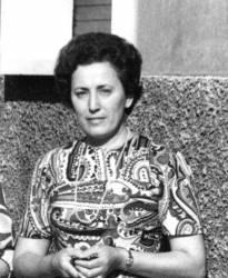 Necrologio ed informazioni sul funerale di Mafalda Aldrovandi