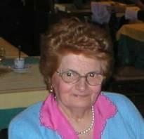 Necrologio ed informazioni sul funerale di Anita Mazza
