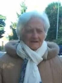 Necrologio ed informazioni sul funerale di Augusta Vignali