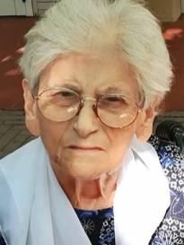 Necrologio ed informazioni sul funerale di Clelia Busillo