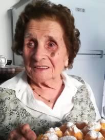 Necrologio ed informazioni sul funerale di Maria Luisa Faccioli
