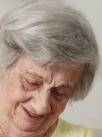 Necrologio ed informazioni sul funerale di Onelia Verri