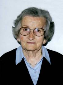 Necrologi di Giuseppina Zoppi Brega
