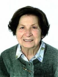 Necrologio ed informazioni sul funerale di Velia Ciaffi