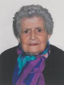 Funerali Montemarciano - Necrologio di Armanda Paialunga