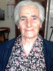 Necrologio ed informazioni sul funerale di Celestina Ciccolini