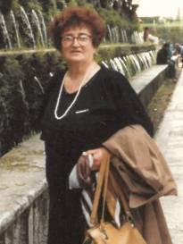 Necrologio ed informazioni sul funerale di Santa Mannucci