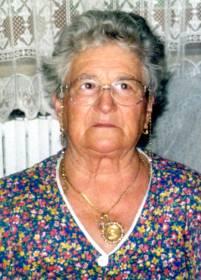 Necrologio ed informazioni sul funerale di erminia De Cesaris