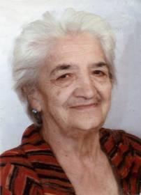 Necrologio ed informazioni sul funerale di Rosa Trasatti Grilli