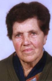 Necrologio ed informazioni sul funerale di Eugenia D'Angelantonio