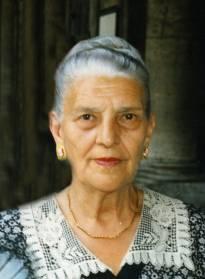 Necrologio ed informazioni sul funerale di Rosaria di Carlo
