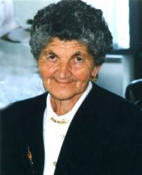 Necrologio ed informazioni sul funerale di Giuseppina Piccinini