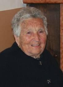 Necrologio ed informazioni sul funerale di Antonia Anna Ida Vallorani