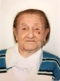 Necrologio ed informazioni sul funerale di Elisa Corradini