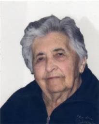 Necrologio ed informazioni sul funerale di Maria Parissi