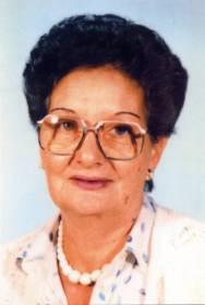 Necrologio ed informazioni sul funerale di Imeria Pavoni