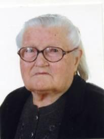 Necrologio ed informazioni sul funerale di Pierina Canala