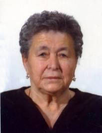 Necrologio ed informazioni sul funerale di Camilla Stramenga