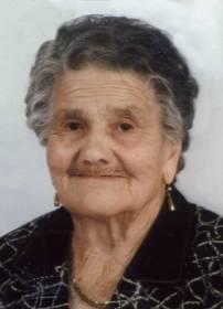 Necrologio ed informazioni sul funerale di Gina Simoni
