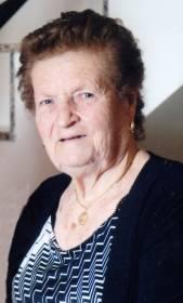 Necrologio ed informazioni sul funerale di Celestina Lidia Saporosi