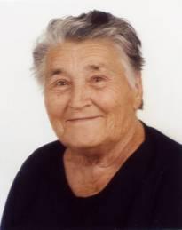 Necrologio ed informazioni sul funerale di Isolina Amorosi