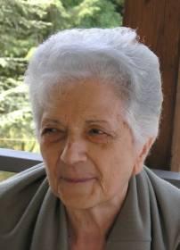 Necrologio ed informazioni sul funerale di Luciana Paci