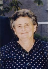 Necrologio ed informazioni sul funerale di Maria Filipponi