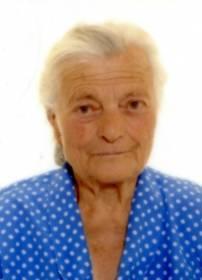 Necrologio ed informazioni sul funerale di Livia Passaretti