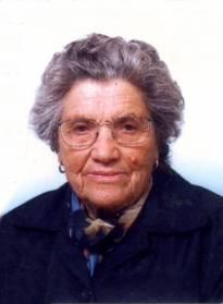 Necrologio ed informazioni sul funerale di Maria Piccinini