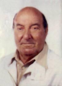 Necrologio ed informazioni sul funerale di Italo Paganico