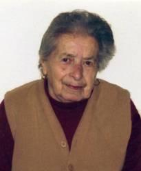 Necrologio ed informazioni sul funerale di Anna Guerrieri