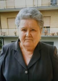 Necrologio ed informazioni sul funerale di Bernardina Michetti