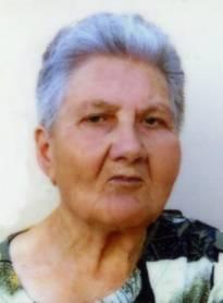 Necrologio ed informazioni sul funerale di Giuseppina Fioravanti