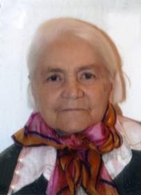 Necrologio ed informazioni sul funerale di Maria Serafini