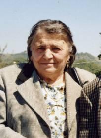 Necrologio ed informazioni sul funerale di Pasqua Alfonsi