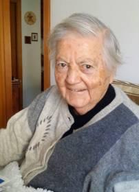 Necrologio ed informazioni sul funerale di Fosca Spigonardi
