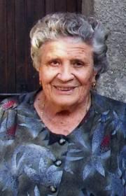 Necrologio ed informazioni sul funerale di Giovannina Angelini