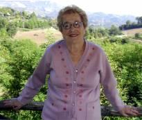 Necrologio ed informazioni sul funerale di Ernesta Fazzini