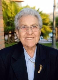 Necrologio ed informazioni sul funerale di Bernardina Ventura Vitelli