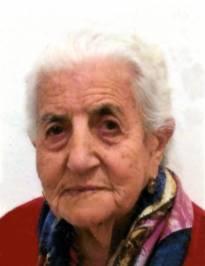 Necrologio ed informazioni sul funerale di Giacomina di Vittori