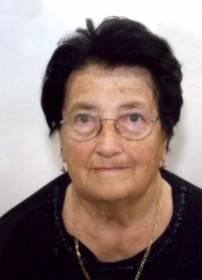 Necrologio ed informazioni sul funerale di Antonia Ventura